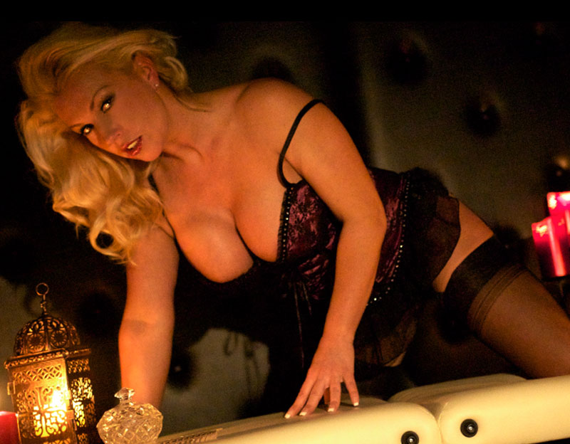 Lana Cox at Tantric Desires Massage