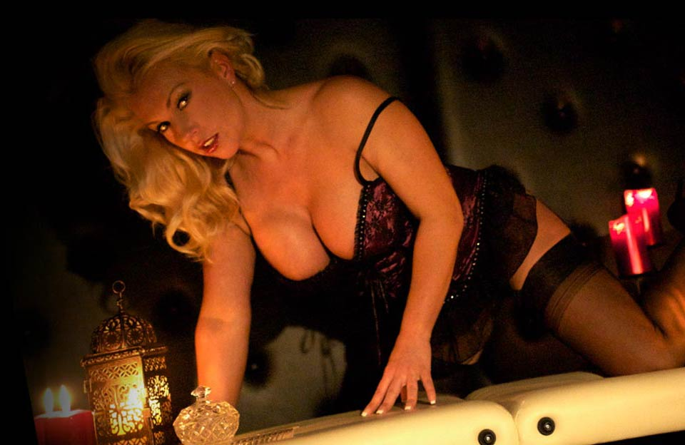 Tantric Massage With Lana Cox of Tantric Desires